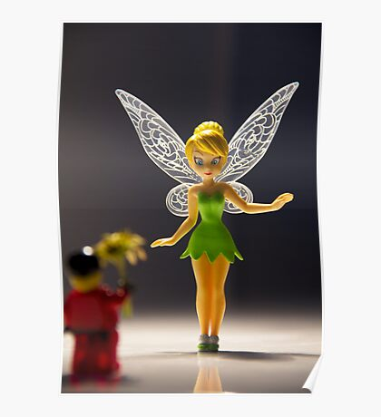 Tinkerbell...will you marry me? Poster