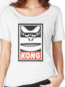 KONG Women's Relaxed Fit T-Shirt