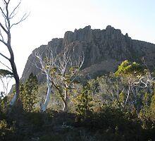 South Peak of Olympus - photo Peter by PeterJF