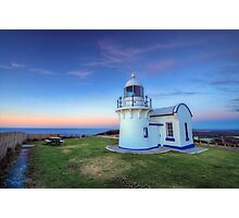 Crowdy Head Lighthouse. Photographic Print