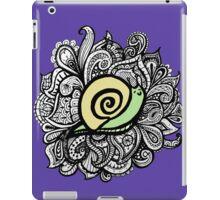 iPad Paisley Snail iPad Case/Skin