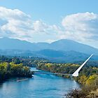 Sundial Bridge - Redding, CA by hanforddennis