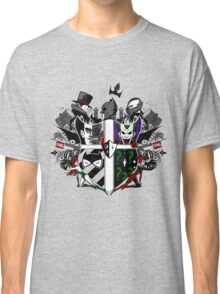 Criminal Coat of Arms- White Classic T-Shirt