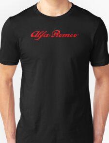 Alfa Romeo Funny T-Shirt