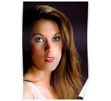 portrait of Barbra Poster