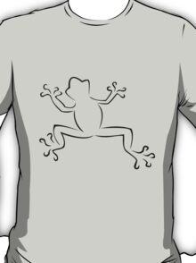 Frog - black T-Shirt