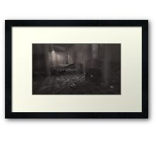Mafia Framed Print