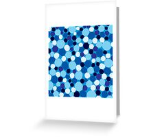 Energetic Humorous Graceful Sensitive Greeting Card