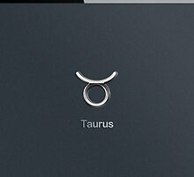Apple Smart Phone Style with Astrology Taurus Sign | by scottorz