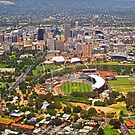 Adelaide from the Air by TonyCrehan