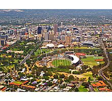 Adelaide from the Air Photographic Print