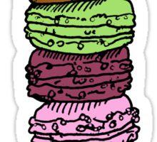 stacking macs Sticker