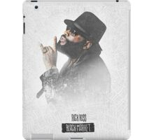 Black Market iPad Case/Skin