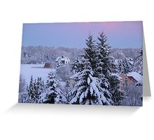 Once Upon a Time ... Storybook Picture Greeting Card