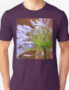 Insects just love Agapanthus! Unisex T-Shirt