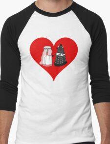 Dalek Wedding Men's Baseball ¾ T-Shirt