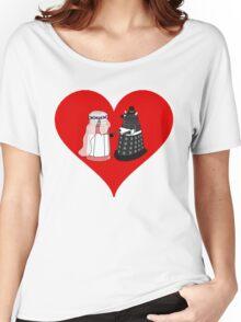 Dalek Wedding Women's Relaxed Fit T-Shirt