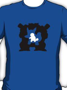 Squirtle-Wartortle-Blastoise T-Shirt