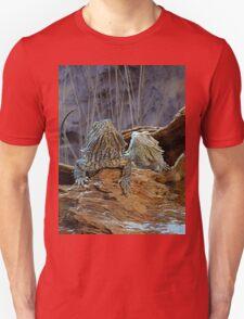 Two curious lizards T-Shirt