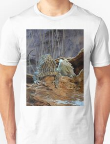 Two curious lizards T-Shirt