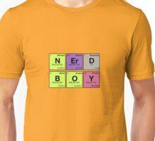NERD BOY - Periodic Elements Scramble! Unisex T-Shirt