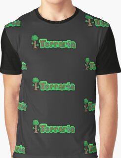 Terraria Logo Graphic T-Shirt