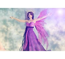 The Majestic Fairy Queen Photographic Print