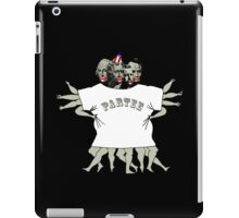 tee party iPad Case/Skin
