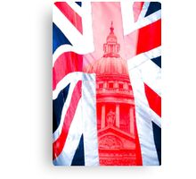 Aggrandization Vol. V @londonlights Canvas Print