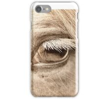 The way to heaven is on horseback. iPhone Case/Skin