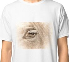 The way to heaven is on horseback. Classic T-Shirt