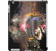 Fire In The Sky , Sydney ,new,years,eve,fireworks iPad Case/Skin