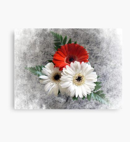 Bouquet. Canvas Print