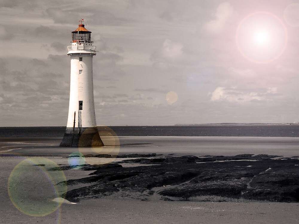 Lens Flare Pop by DavidWHughes