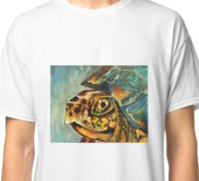 box turtle Classic T-Shirt