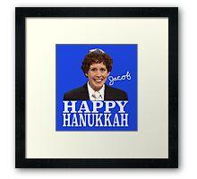 Jacob the Jewish Boy Framed Print