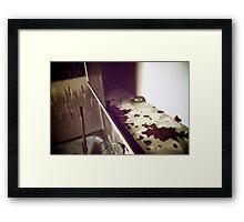 Cabinet Framed Print