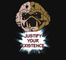 Justify Yourself!- no border by ori-STUDFARM