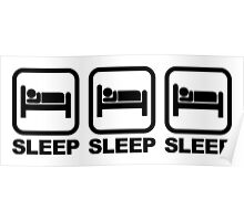 Sleep Sleep Sleep Poster