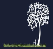 Tree of life t Kids Tee