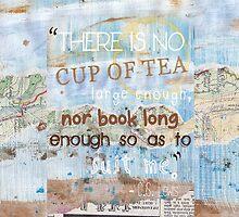 No Cup Of Tea... by missymops