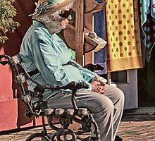 Resting - Provincetown Massachusetts by Debbie Pinard