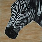 Zebra ipad case by gogston
