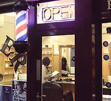 Barber by Jack Taylor