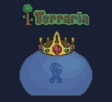 Terraria King Slime Kids Tee