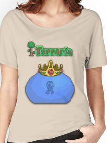Terraria King Slime Women's Relaxed Fit T-Shirt