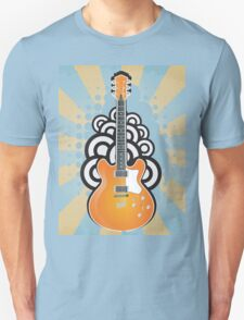 Vintage Acoustic Guitar T-Shirt