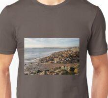 November Seascape 4 - Lyme Regis Unisex T-Shirt