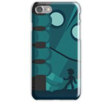 The Iron Giant iPhone Case/Skin