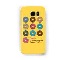 Mmmm donuts! Samsung Galaxy Case/Skin